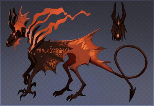 DemonML design contest entry- Hellhound