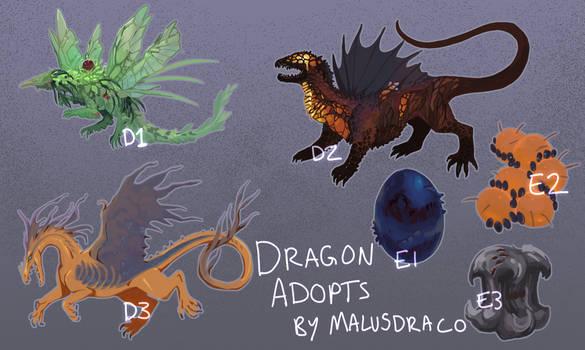 [OPEN| FS] Dragons N Eggs