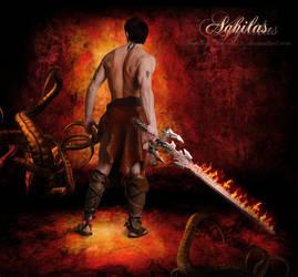 Aghilas by Angel (AdG) by N3ssa3