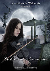 Le Lamento des ombres (cover EdW2) by N3ssa3