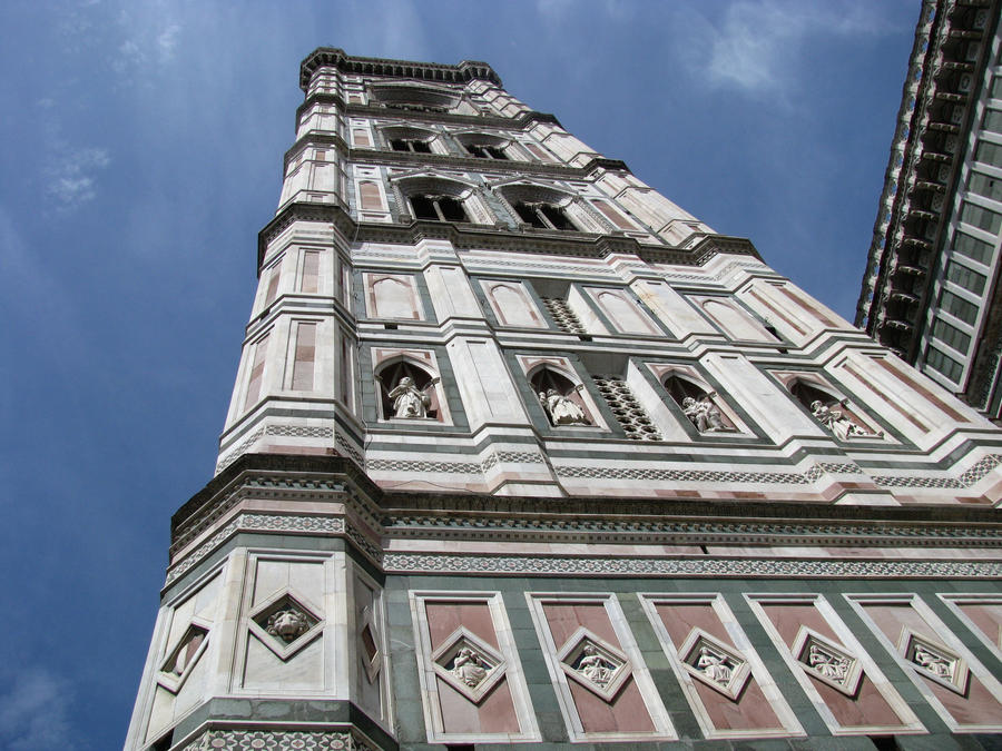 Florence - campanile di Giotto by cYpNo
