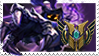 Lvl 7 Stamp for Veigar by Tiera-The-Yordle