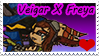 Veigar X Freya Stamp by Tiera-The-Yordle
