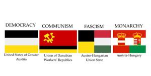 Flags of Austria-Hungary