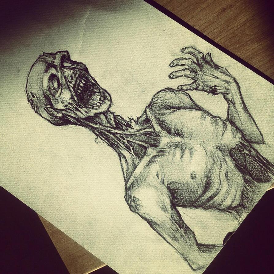 Walking Dead by CookieLin