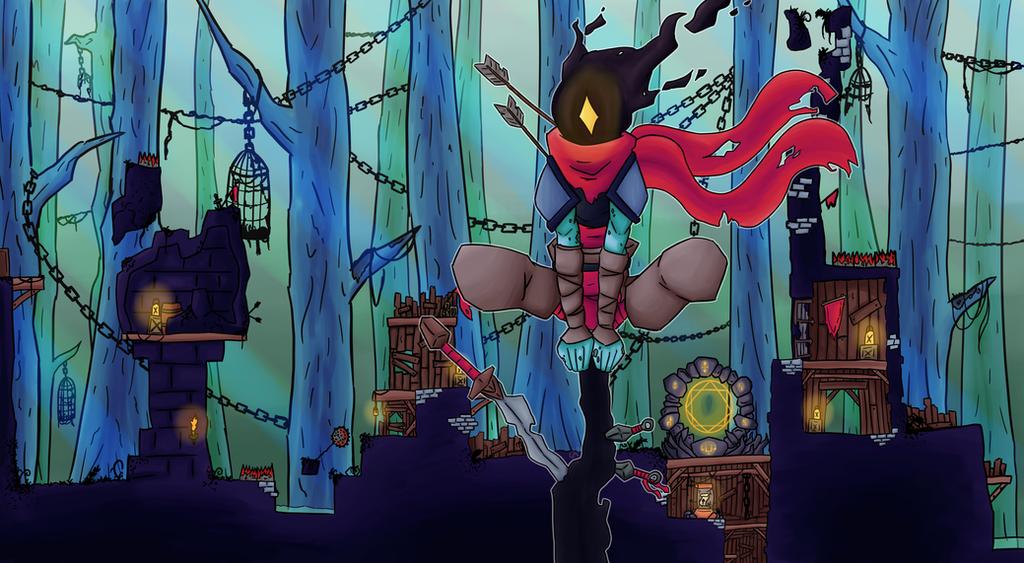 Deadcell [FanArt] by MagisterNeki
