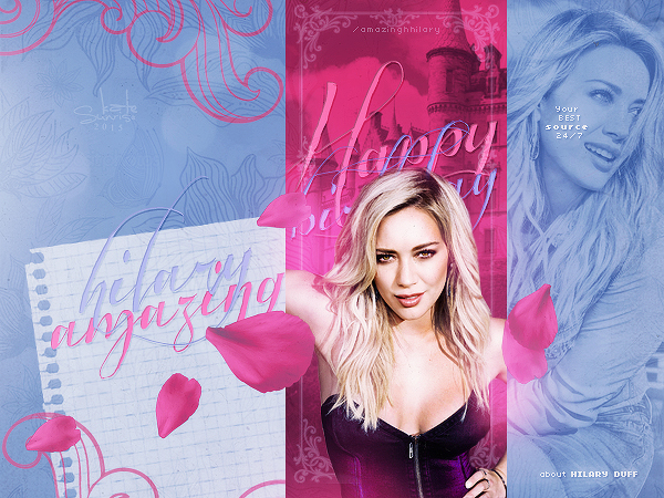 Hilary Duff Avatar by KATTYsunrise