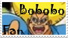 Bobobo fan stamp by Names-Tailz