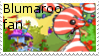 blumaroo fan stamp by Names-Tailz