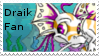 Draik fan stamp by Names-Tailz