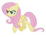 Fluttershy hath not been amused