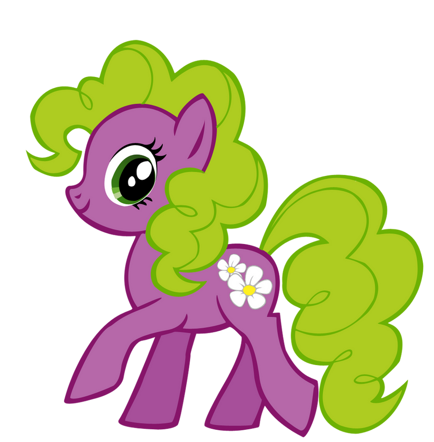 MLP Blind Bag Card  12  Flower Wishes by Names-TailzFlower Wishes Mlp