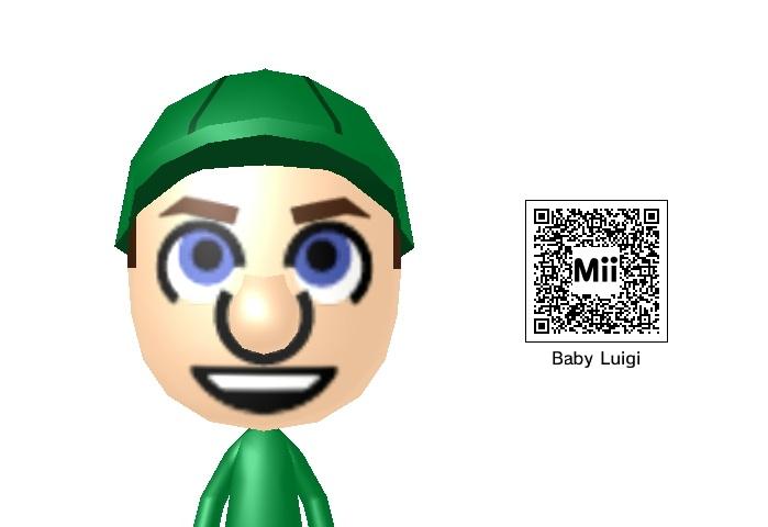Daisy Mii Qr Code Tomodachi Life: List Of Synonyms And Antonyms Of The Word: Luigi Mii