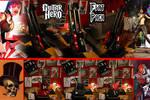 Guitar hero 'Flat pack'