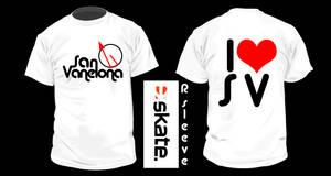 San Vanelona T-shirt Design