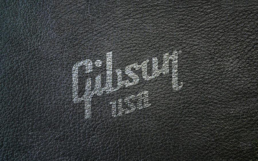 gibson wallpaper guitar