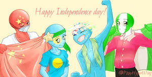 fo(u)r Independence day