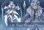 [Auction CLOSE] Adoptable Frost Dragon Prince