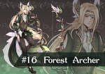 [Auction CLOSE] Adoptable Forest Archer