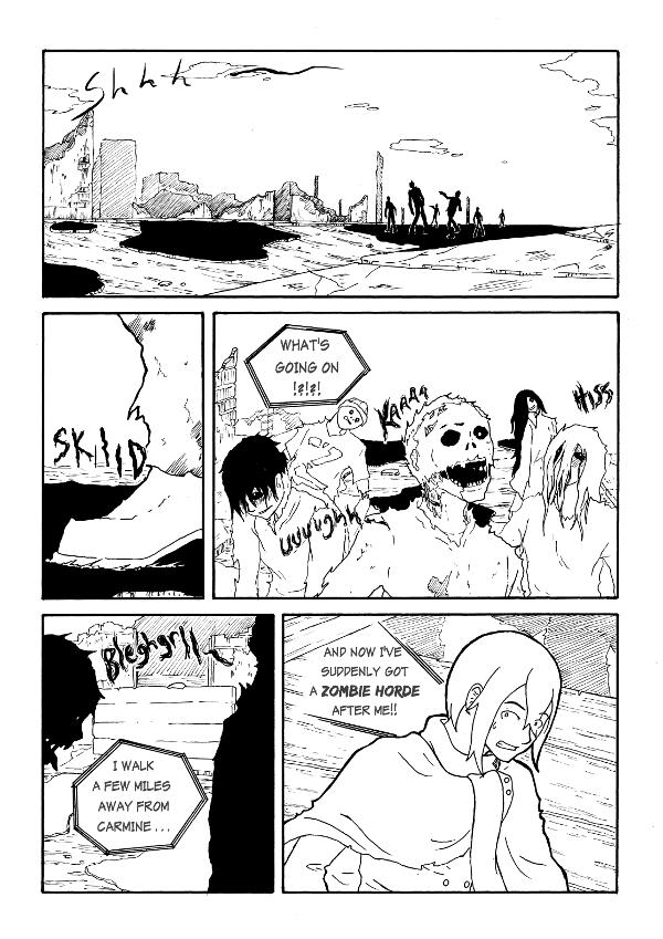 The Lostland??? - Chapter Z: Pg.01 by JM-Henry