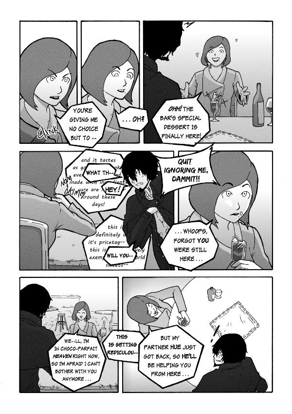 The 'Man in Black': Pg.20 by JM-Henry