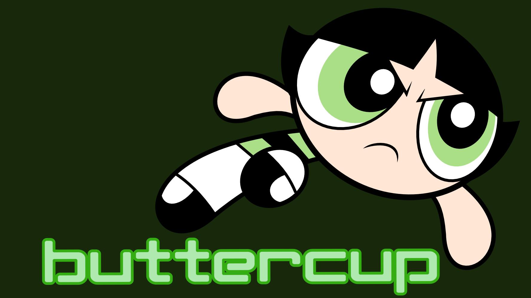 Powerpuff girls buttercup wallpaper