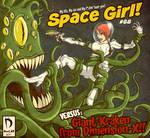 Space Girl vs Kraken