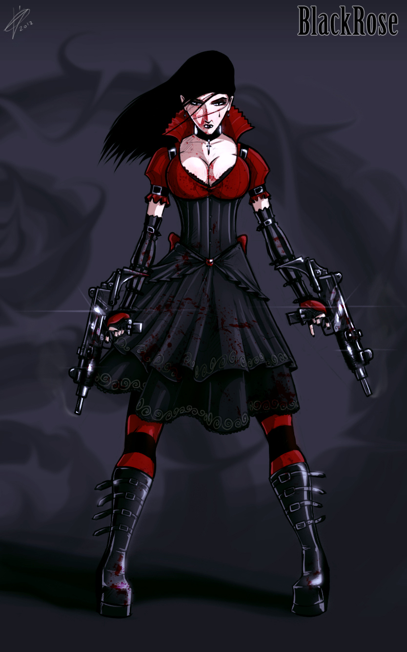 BlackRose by DevilHS