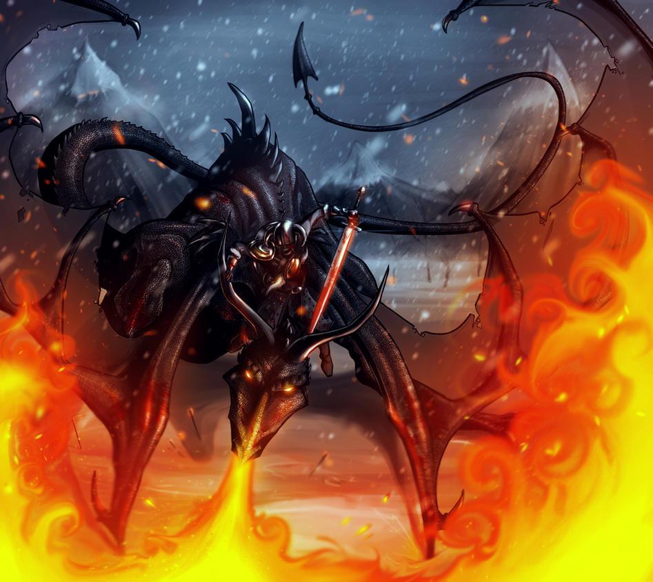 Dragon Slayer by DevilHS