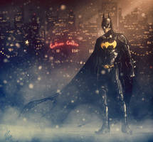 Batman by devilhs
