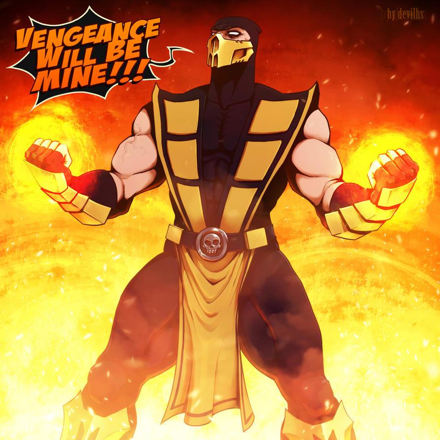 Vengeance by devilhs
