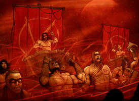 Battle Trance by devilhs