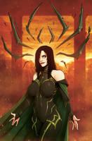 Hela by devilhs