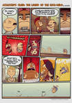 Assassins Creed: The Legend of Kick-Master, page 1