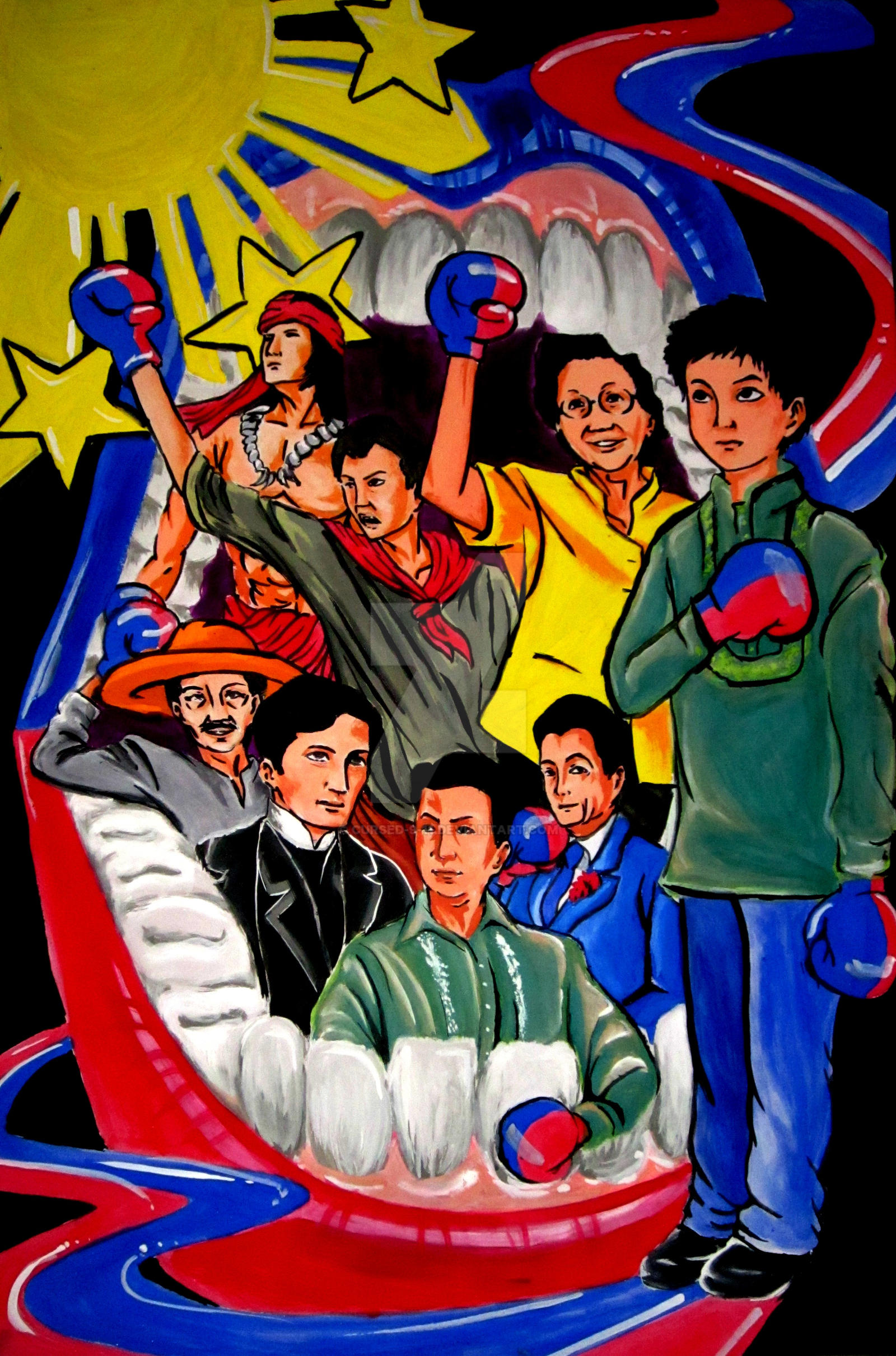 Tatag ng Wikang Filipino, Lakas ng Pagka-Pilipino by Cursed-9-11