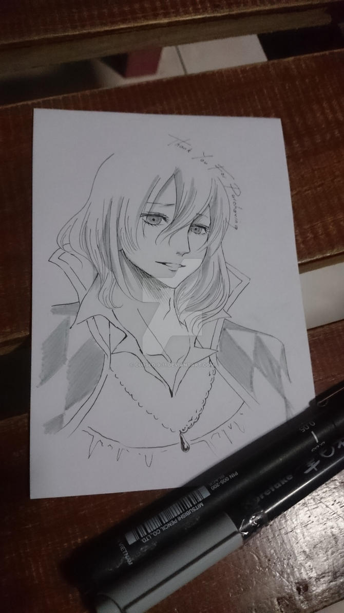 FanArt: Howl by Cursed-9-11