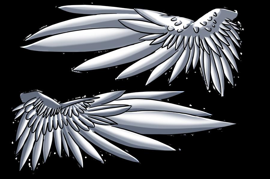 Wings Refs Base by ElyFlycorn on DeviantArt