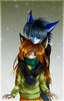 I'll Keep you warm by ElyFlycorn