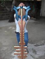 Terra Keyblade ES by akron2k