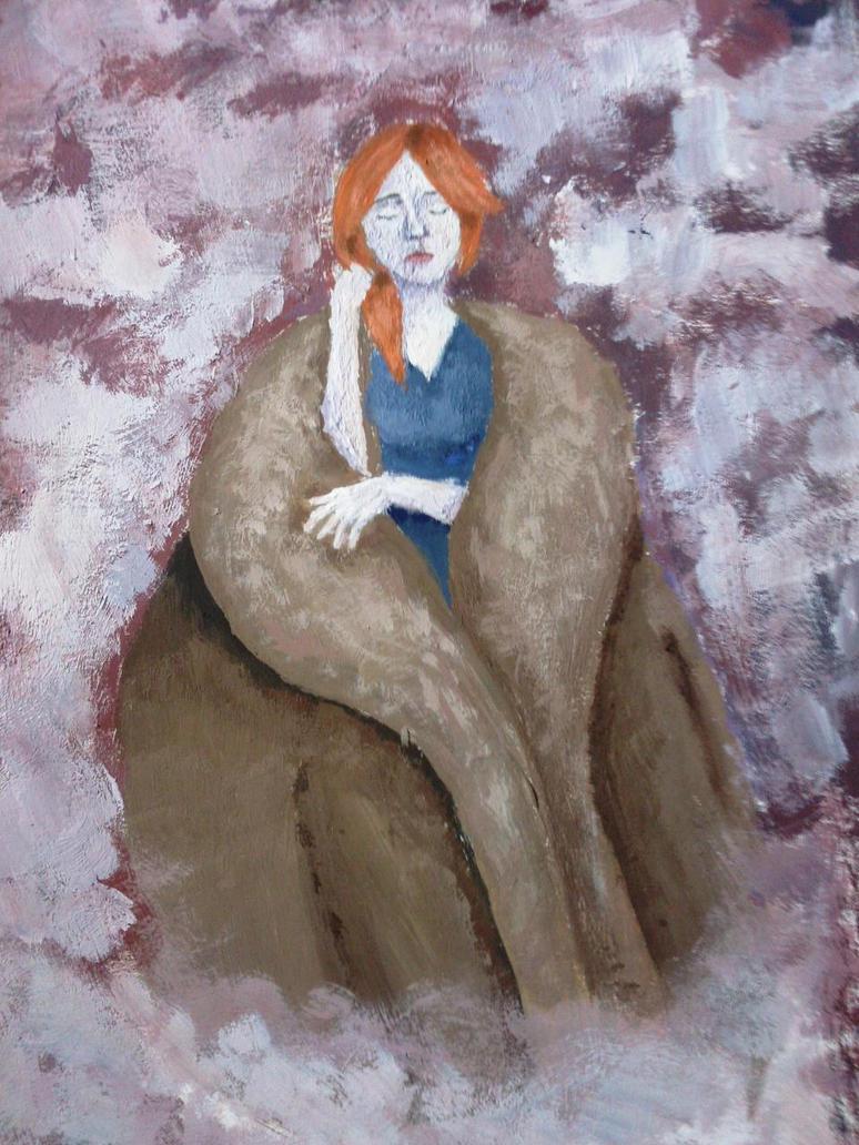 Winter sadness by KaterinaAww