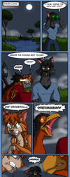 The Cat's 9 Lives 4 - Scar of the Wolf Pg61 by GearGades