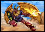 Mazinger series Mikene Empire - Kelvinius by GearGades