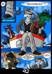 The Cats 9 Lives 6 - The Island of Dr. Morrow Pg92 by GearGades