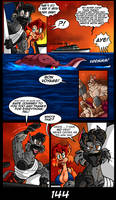 The Cats 9 Lives 6 - The Island of Dr. MorrowPg144 by GearGades