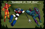 Mazinger Series - Basking in the Sun