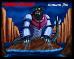 Mazinger Z serie - Gusios BetaIII