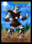 Mazinger Z series - Minos M7 by GearGades