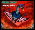 Mazinger Series - Warrior Beast Peacong by GearGades