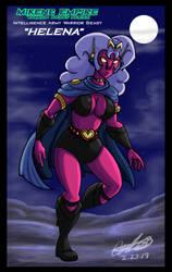 Mazinger Series - Warrior Beast Helena by GearGades