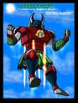 Mazinger Series - Warrior Beast Dorumos by GearGades